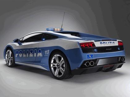2008 Lamborghini Gallardo LP560-4 Polizia 7