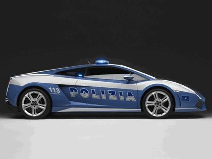 2008 Lamborghini Gallardo LP560-4 Polizia 9
