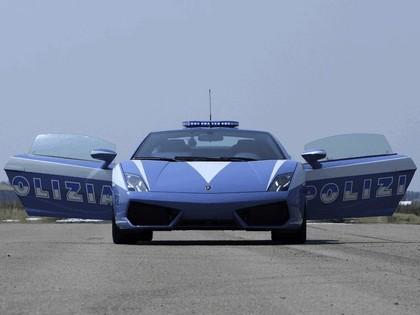 2008 Lamborghini Gallardo LP560-4 Polizia 11