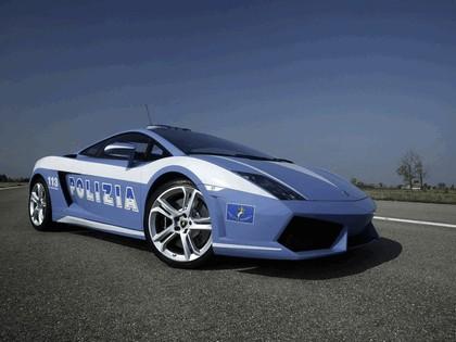 2008 Lamborghini Gallardo LP560-4 Polizia 12