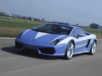2008 Lamborghini Gallardo LP560-4 Polizia 13