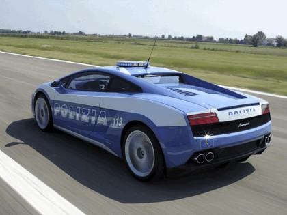2008 Lamborghini Gallardo LP560-4 Polizia 15