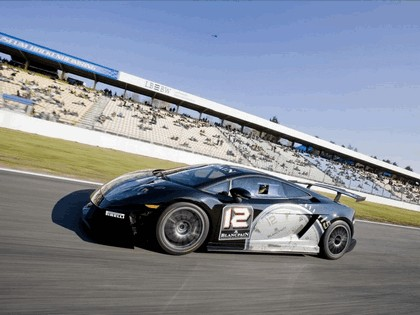 2008 Lamborghini Gallardo LP560-4 Super Trofeo 4