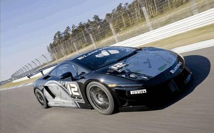 2008 Lamborghini Gallardo LP560-4 Super Trofeo 12