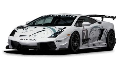 2008 Lamborghini Gallardo LP560-4 Super Trofeo 19