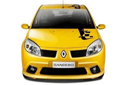 2008 Dacia Sandero F1 Team 3