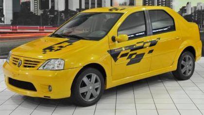 2008 Dacia Logan F1 Team 8
