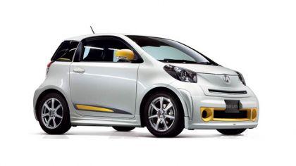 2008 Toyota IQ by Modellista 5