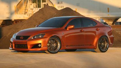 2008 Lexus IS-F by Fox Marketing-Artisan Performance 2