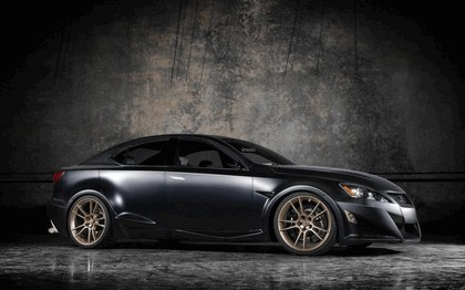 2008 Lexus IS-F Project by Five Axis 1