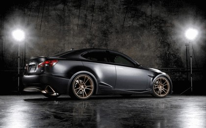 2008 Lexus IS-F Project by Five Axis 2