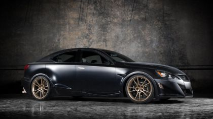 2008 Lexus IS-F Project by Five Axis 5
