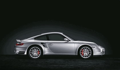 2008 Porsche 911 ( 997 ) Turbo with RS wheels 1