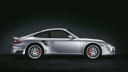 2008 Porsche 911 ( 997 ) Turbo with RS wheels 4