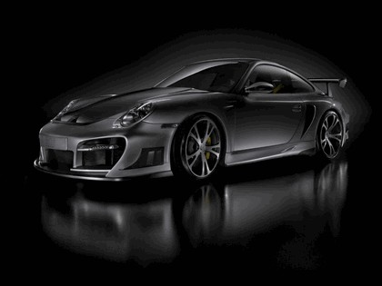 2008 Porsche GT street R ( based on Porsche 911 GT2 ) 1
