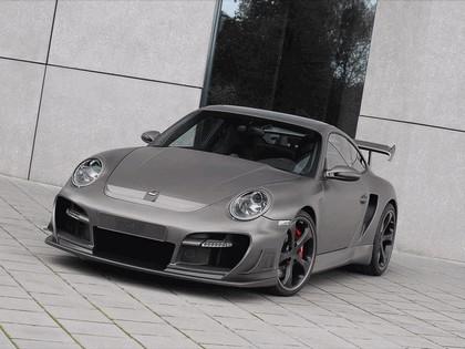 2008 Porsche GT street R ( based on Porsche 911 GT2 ) 2