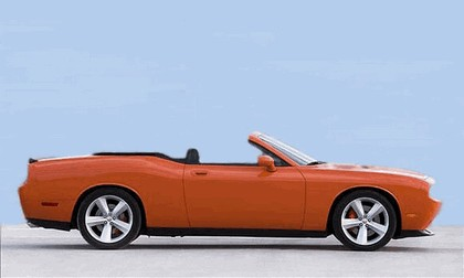 2008 Dodge Charger convertible by NCE 1