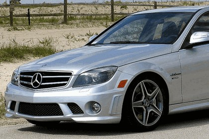 2008 Mercedes-Benz C63 AMG by Renntech 8