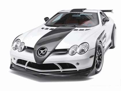 2008 Mercedes-Benz McLaren SLR Volcano by Hamann 22