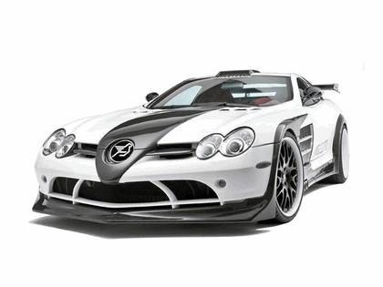 2008 Mercedes-Benz McLaren SLR Volcano by Hamann 36