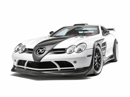 2008 Mercedes-Benz McLaren SLR Volcano by Hamann 44