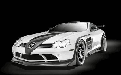 2008 Mercedes-Benz McLaren SLR Volcano by Hamann 69