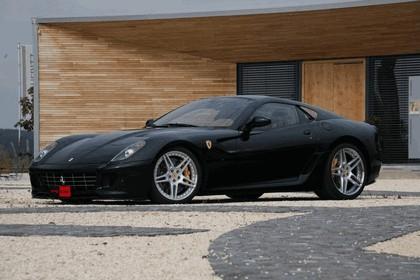2008 Ferrari 599 GTB Fiorano V12 Bi-Kompressor by Novitec Rosso 1