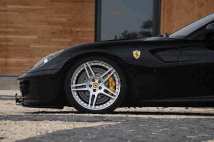2008 Ferrari 599 GTB Fiorano V12 Bi-Kompressor by Novitec Rosso 8