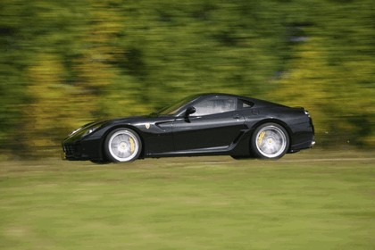 2008 Ferrari 599 GTB Fiorano V12 Bi-Kompressor by Novitec Rosso 19