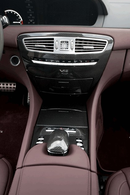 2008 Mercedes-Benz CL65 by Kicherer 9