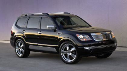 2008 Kia Borrego Limited concept 9