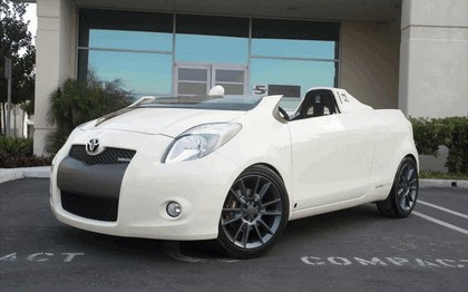 2008 Toyota Yaris Club concept by Five Axis 1