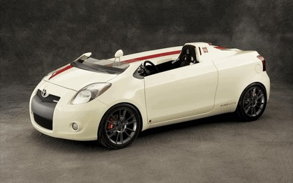 2008 Toyota Yaris Club concept by Five Axis 4
