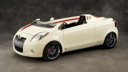 2008 Toyota Yaris Club concept by Five Axis 9