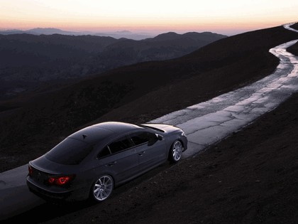 2008 Volkswagen Passat CC Eco Performance concept 4