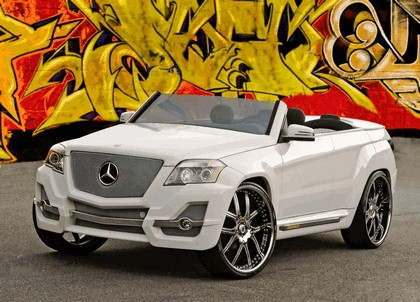 2008 Mercedes-Benz GLK Urban Whip by Boulevard Customs 1