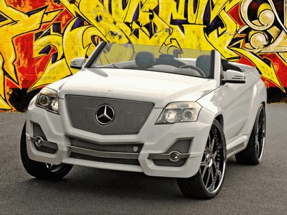 2008 Mercedes-Benz GLK Urban Whip by Boulevard Customs 2