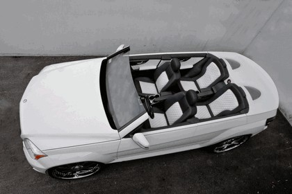 2008 Mercedes-Benz GLK Urban Whip by Boulevard Customs 4