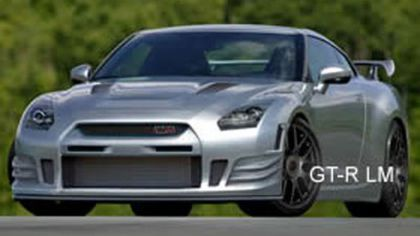 2008 Nissan GT-R LM Edition 1