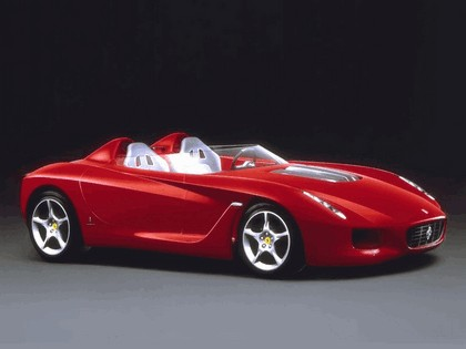 2000 Ferrari Rossa concept by Pininfarina 1