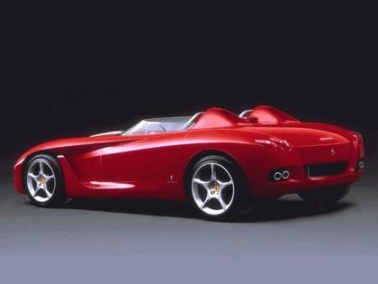 2000 Ferrari Rossa concept by Pininfarina 2