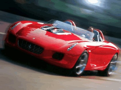 2000 Ferrari Rossa concept by Pininfarina 15
