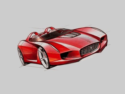 2000 Ferrari Rossa concept by Pininfarina 16