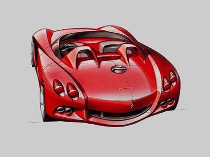 2000 Ferrari Rossa concept by Pininfarina 17