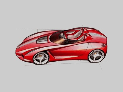 2000 Ferrari Rossa concept by Pininfarina 19