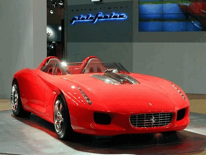 2000 Ferrari Rossa concept by Pininfarina 21