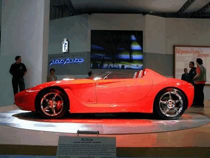 2000 Ferrari Rossa concept by Pininfarina 23
