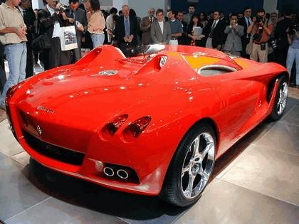 2000 Ferrari Rossa concept by Pininfarina 24