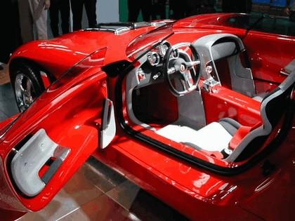 2000 Ferrari Rossa concept by Pininfarina 32