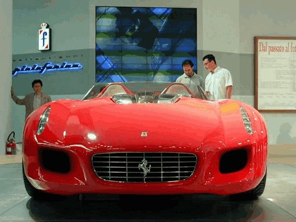 2000 Ferrari Rossa concept by Pininfarina 33
